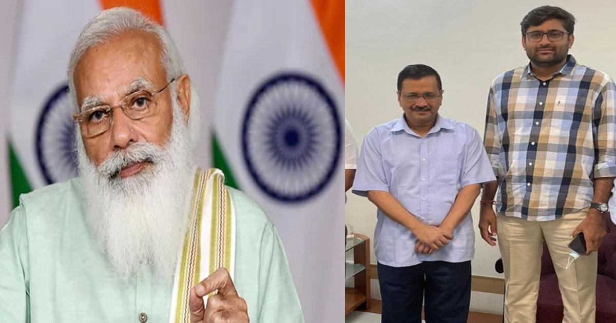 Modi and AAP