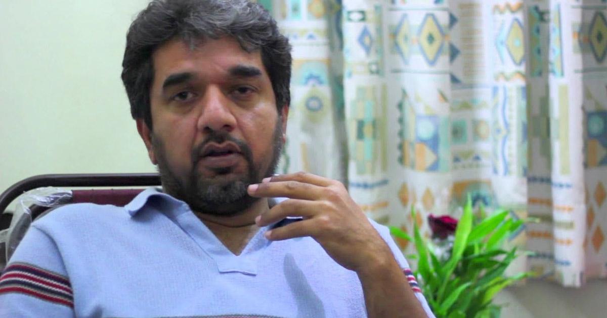 Actor Ashish Kakkad