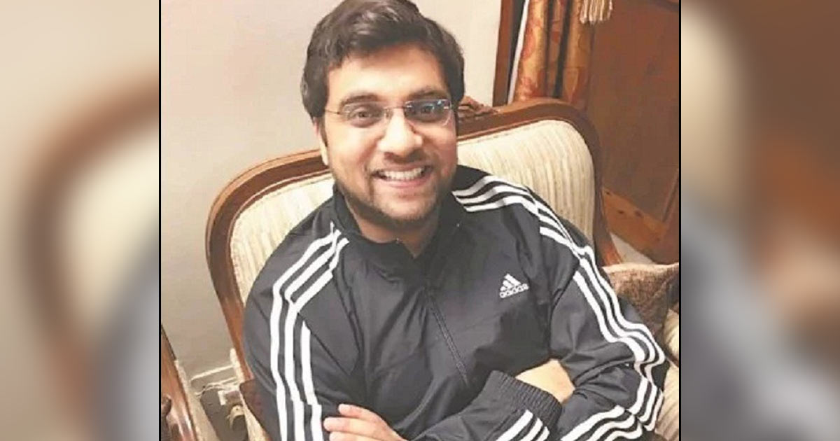SDM Ayush Sinha,SDM Ayush Sinha