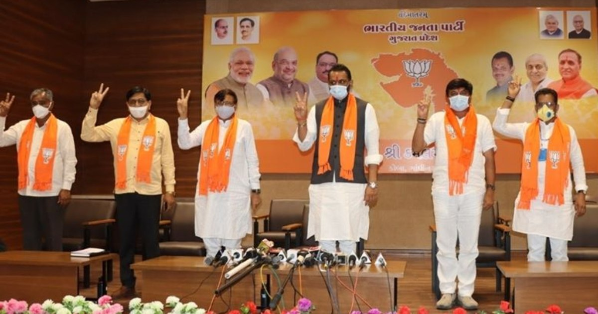 Gandhinagar BJP
