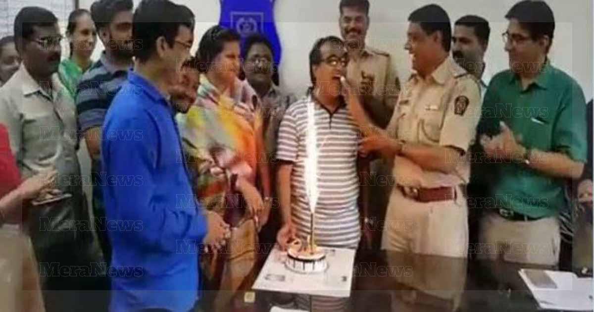 BJP corporator's birthday