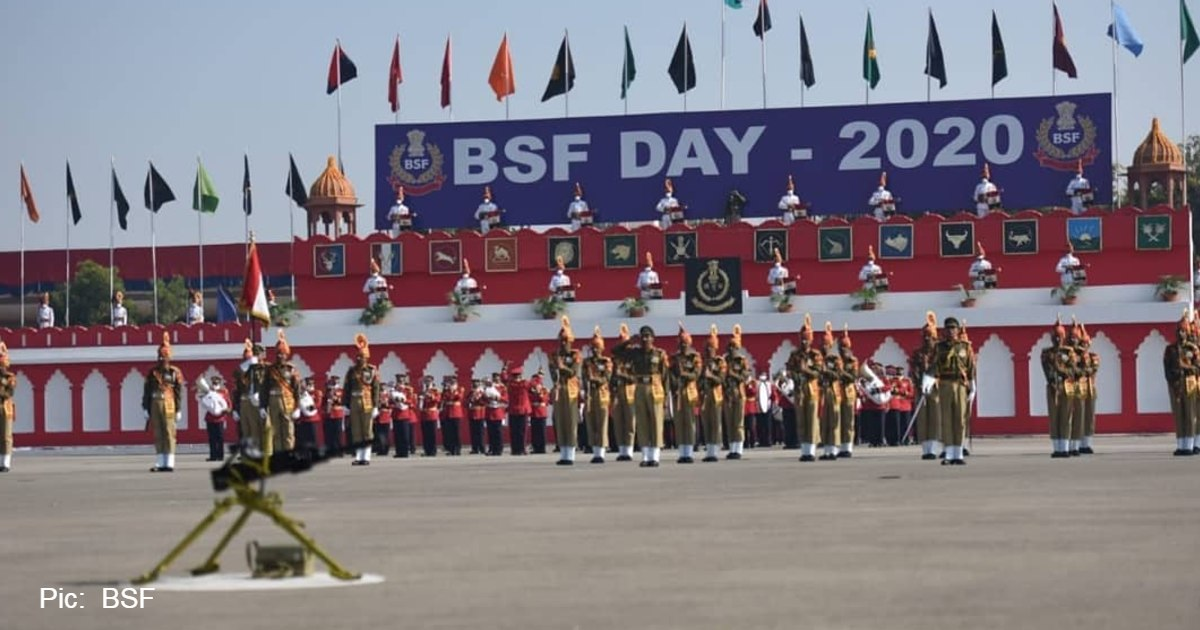 BSF Raising Day 2020