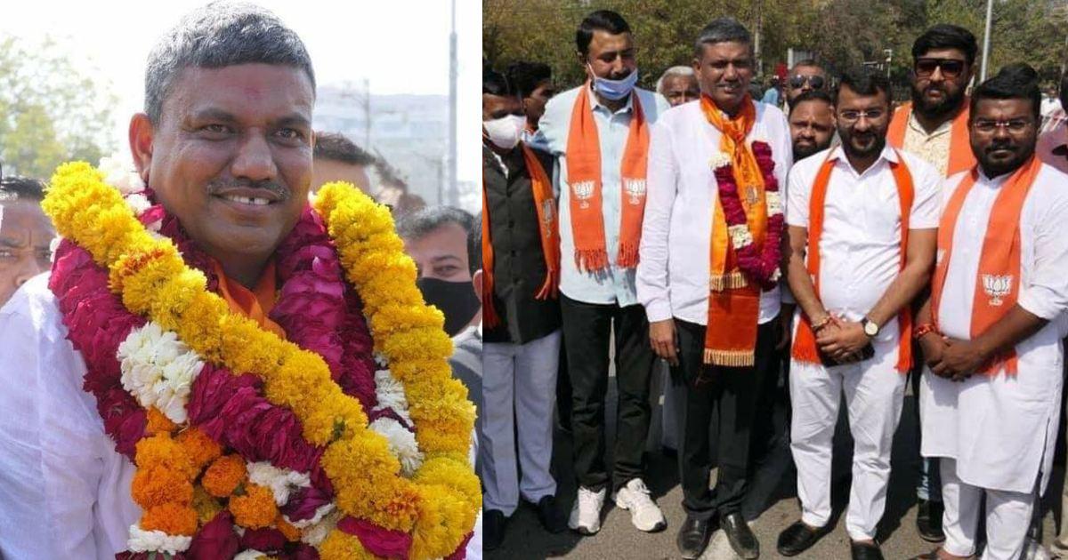 BJP Rich Candidate