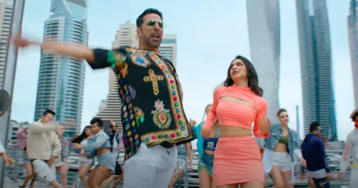 Akshay Kumar And Kiara Advani