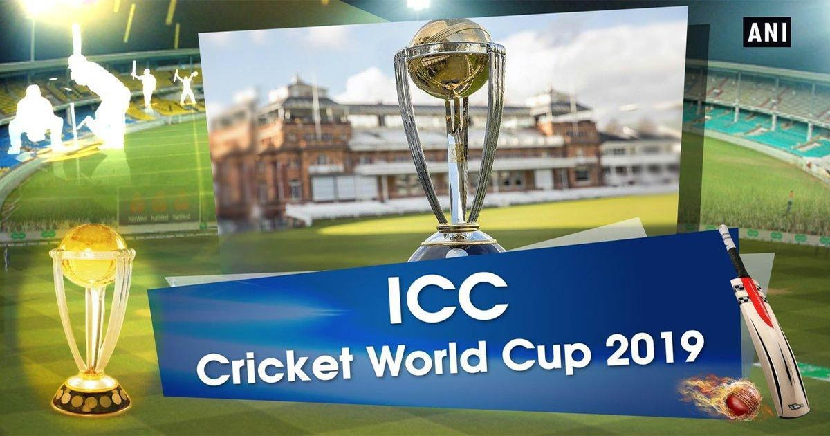 Cricket World Cup 2019Cricket World Cup 2019