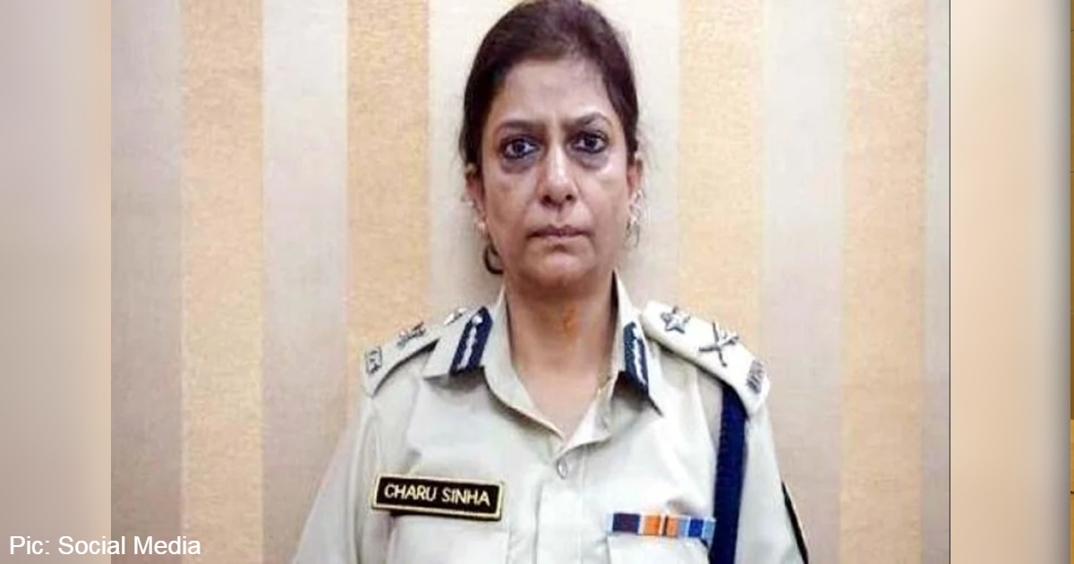 IPS Officer Charu Sinha