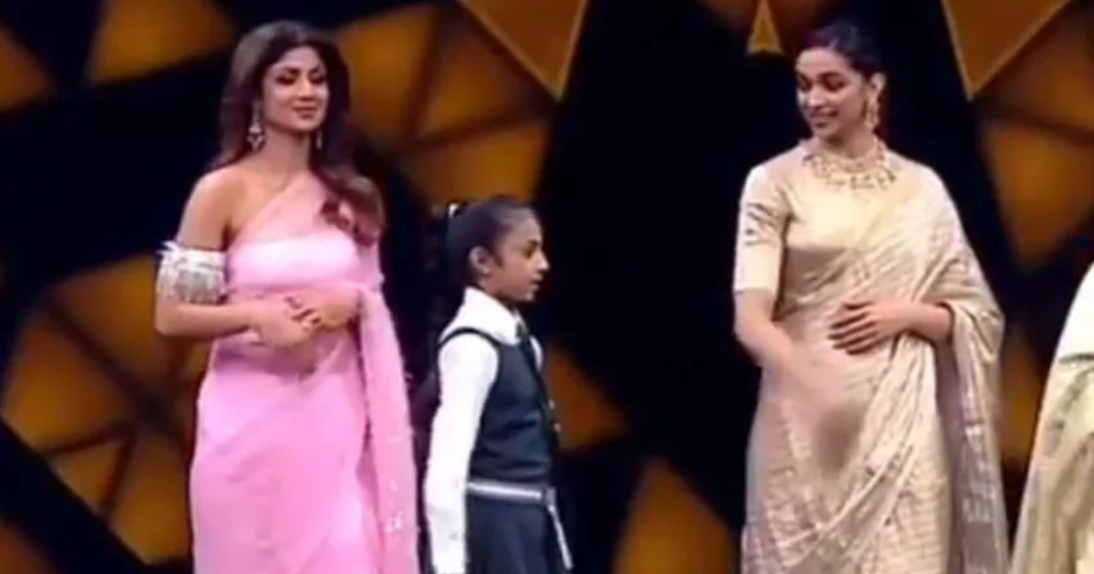 Deepika Padukone And Shilpa Shetty
