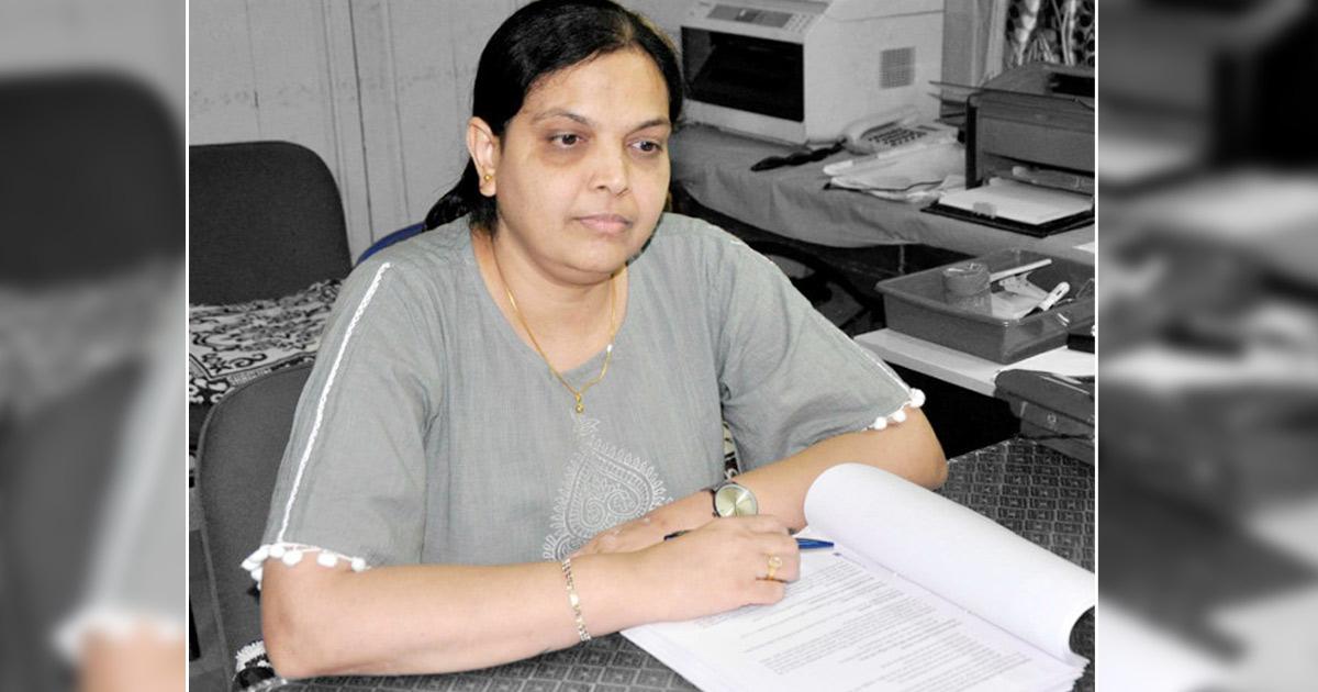 Dr Gitaben Patel