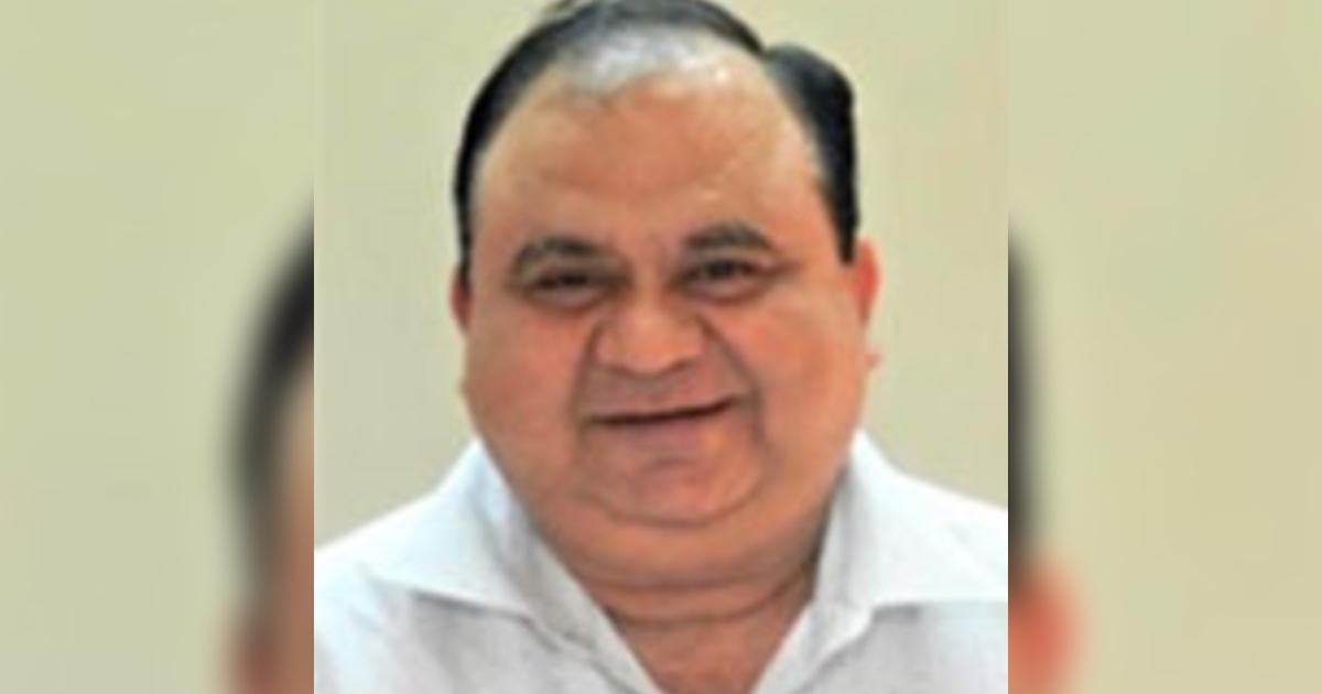 Surat DyMC Ketan Patel