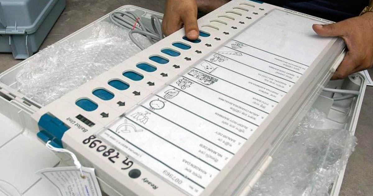 In Botswana, India-made EVMs stirevm