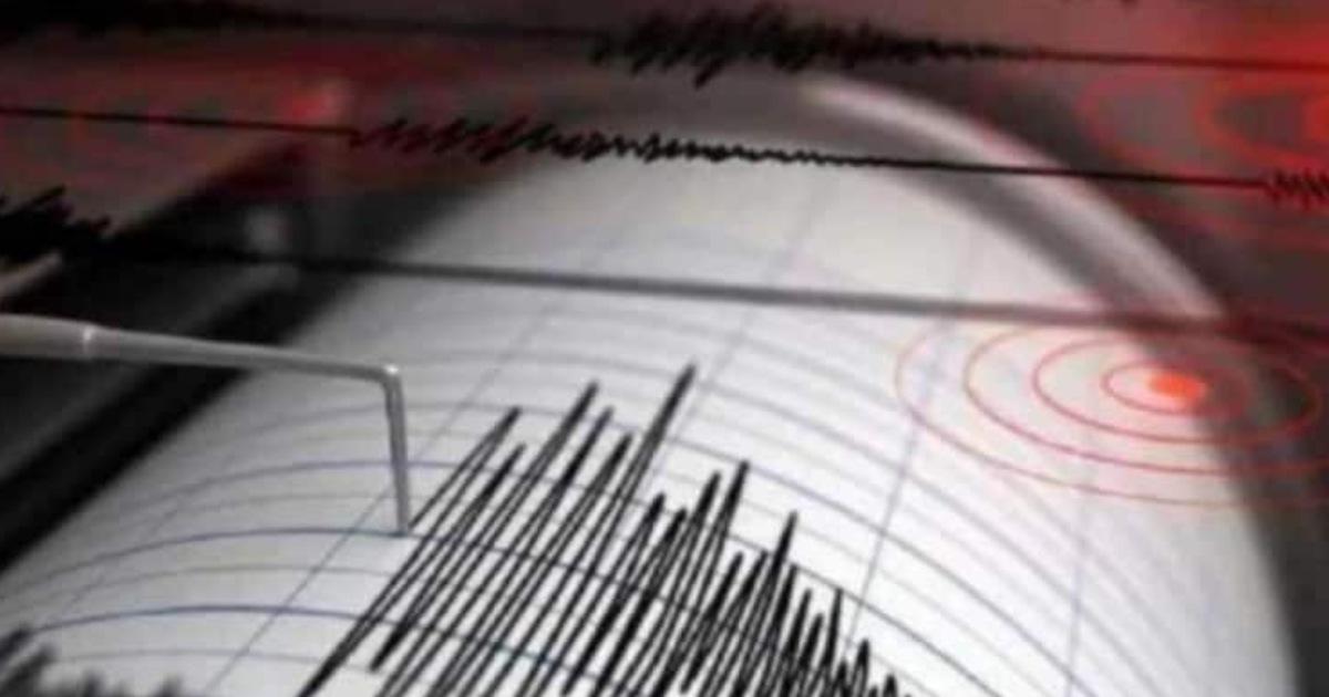 Earthquake in Rajkot