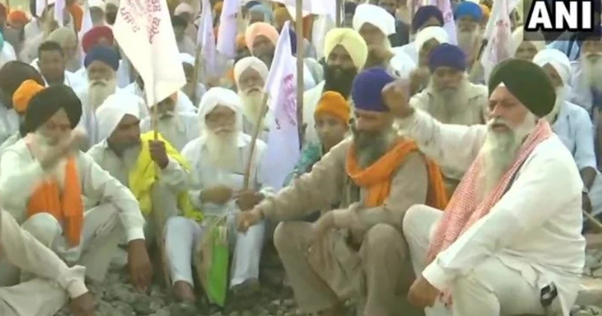 Punjab Farmers Protest