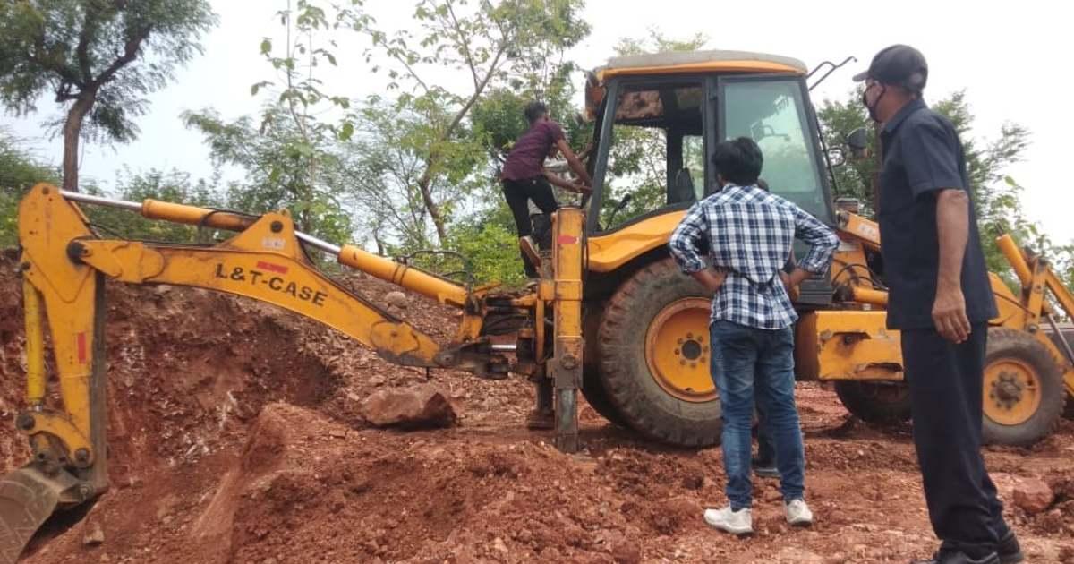 Aravalli Mining