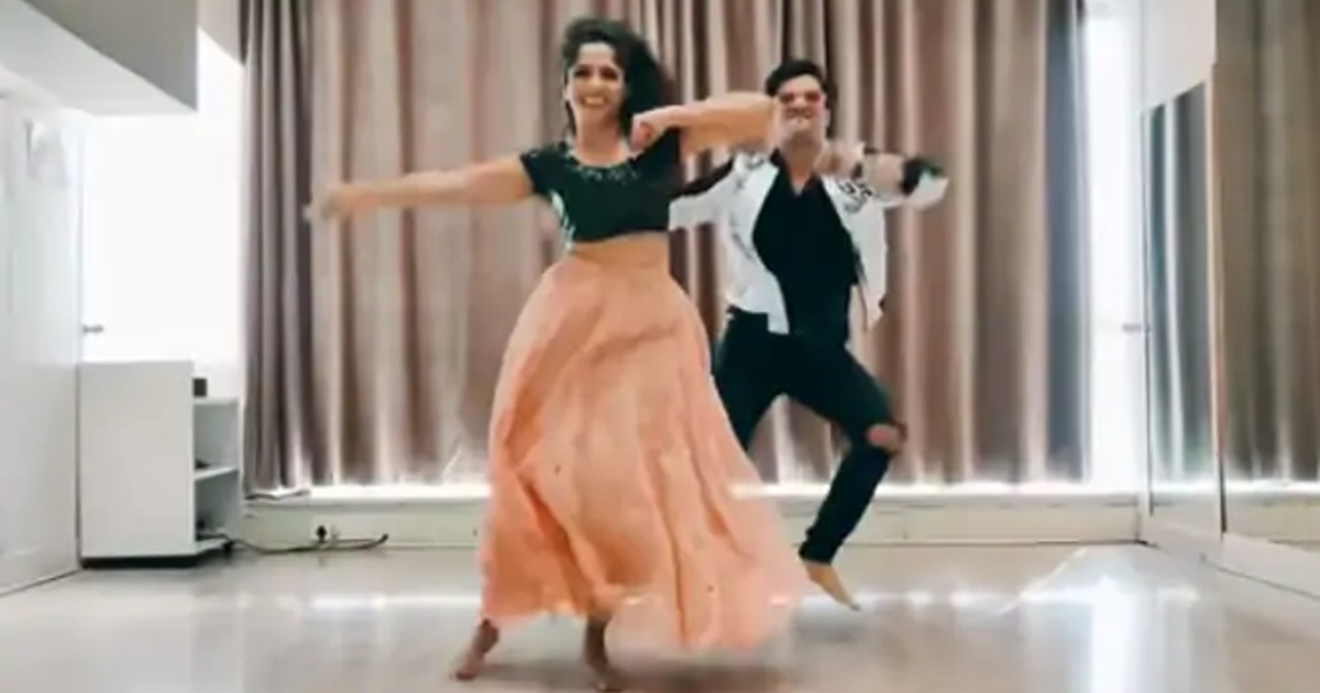 Jamie Lever Dance