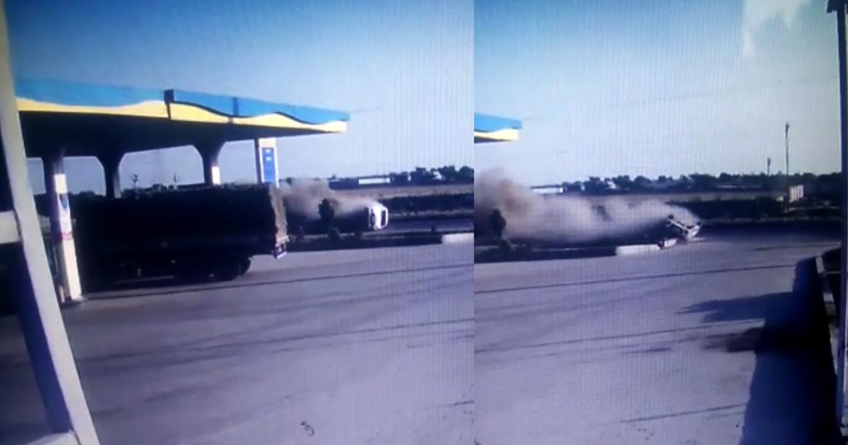 Jamnagar car accident