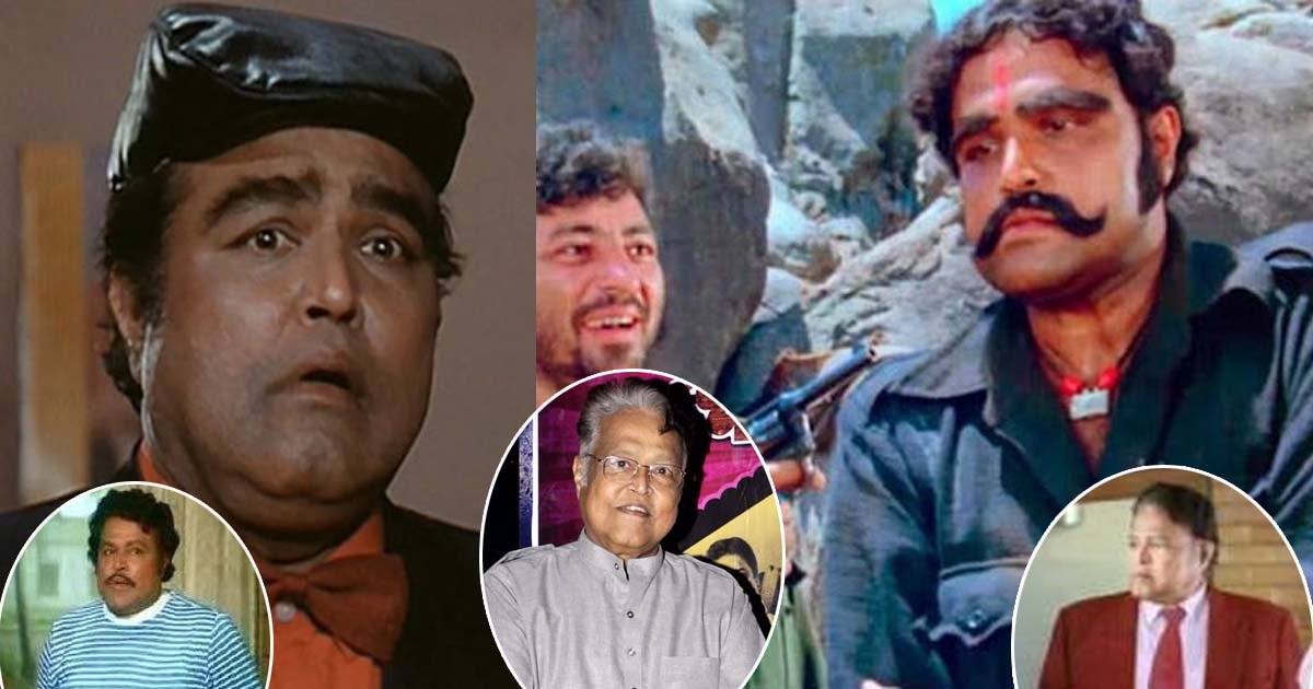 Viju Khote (kalia) passed away, part of more than 300 movies