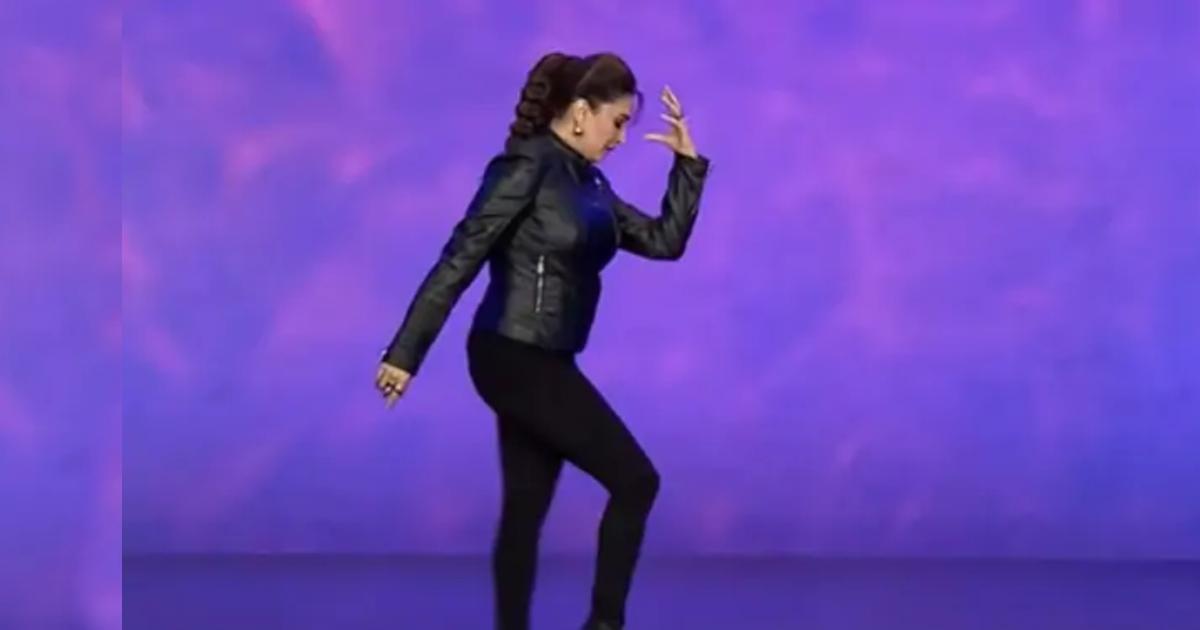 Madhuri Dixit Dance