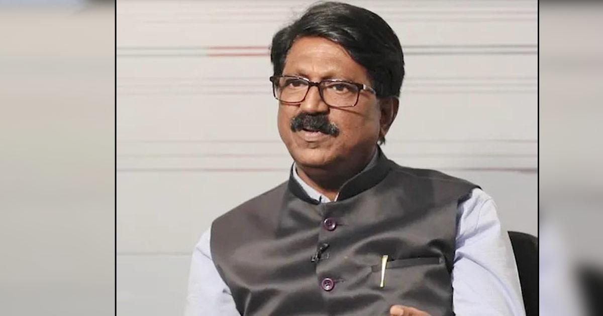 MP Arvind Sawant