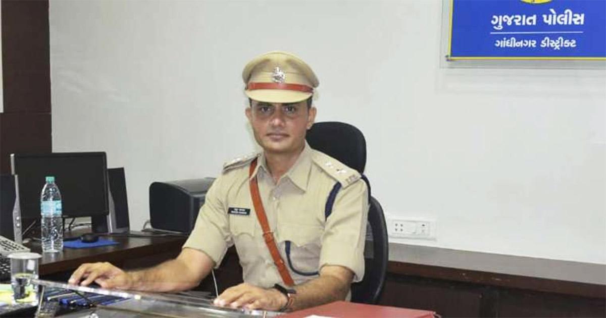 IPS Mayur ChavdaIPS Mayur Chavda