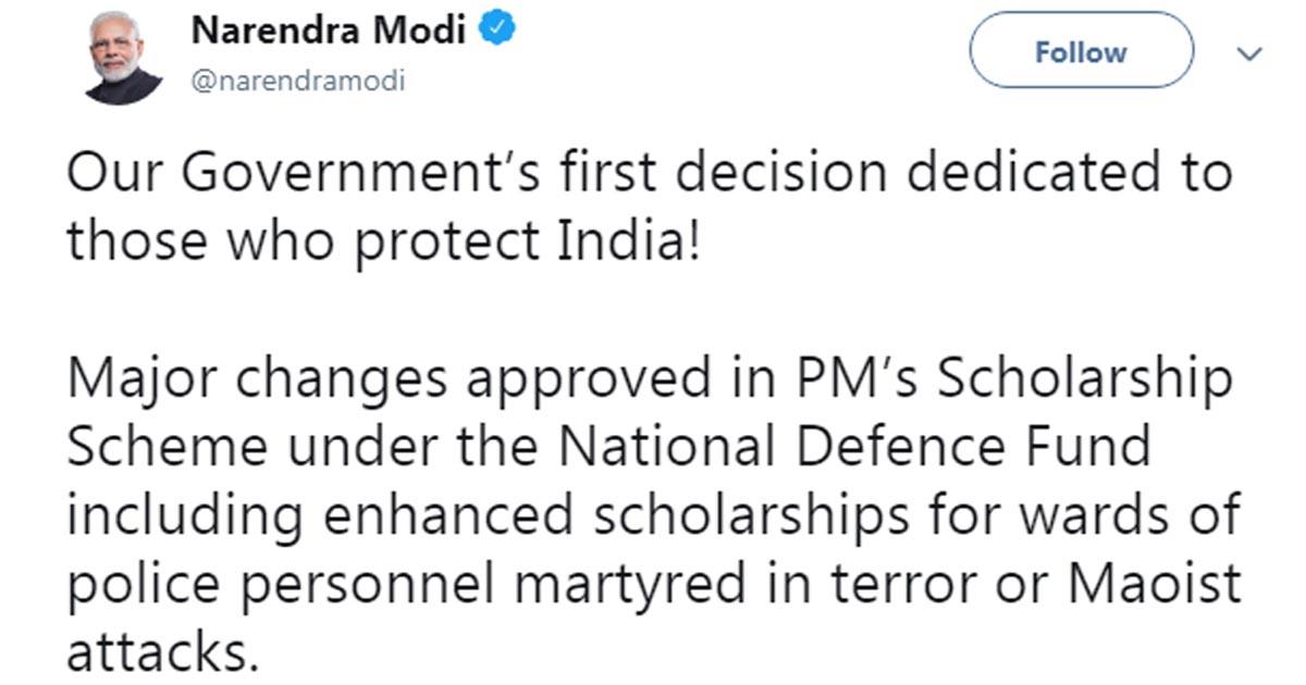 http://www.meranews.com/backend/main_imgs/Moditweet_our-governments-first-decision-dedicated-to-those-who-prote_0.jpg?9