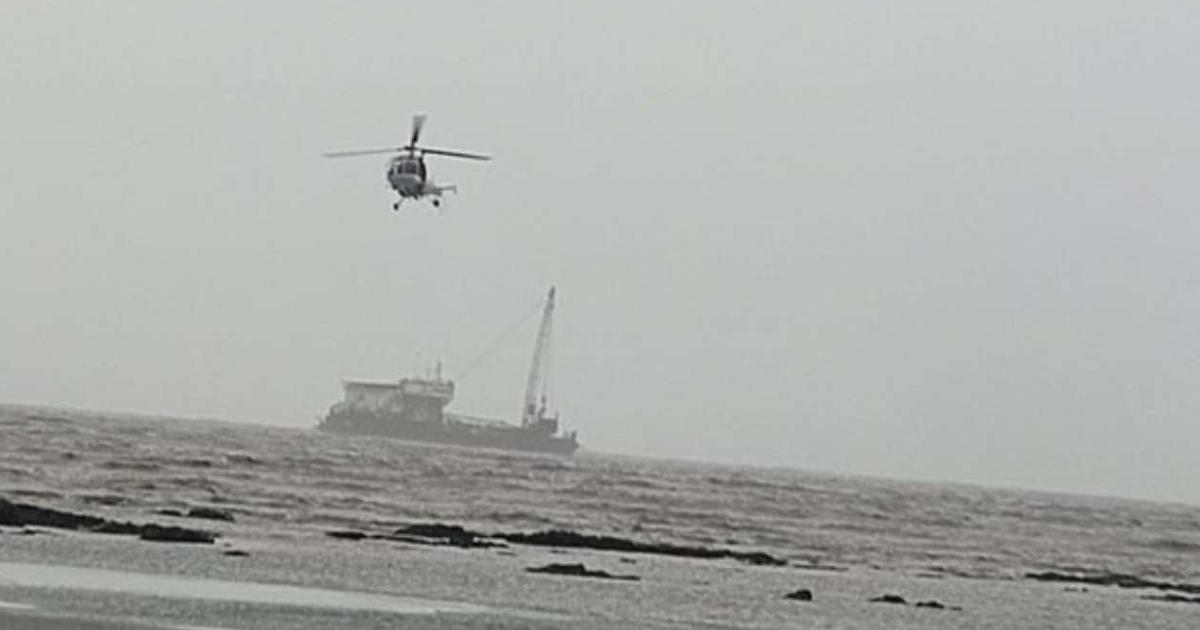 Tauktae Rescue Operation