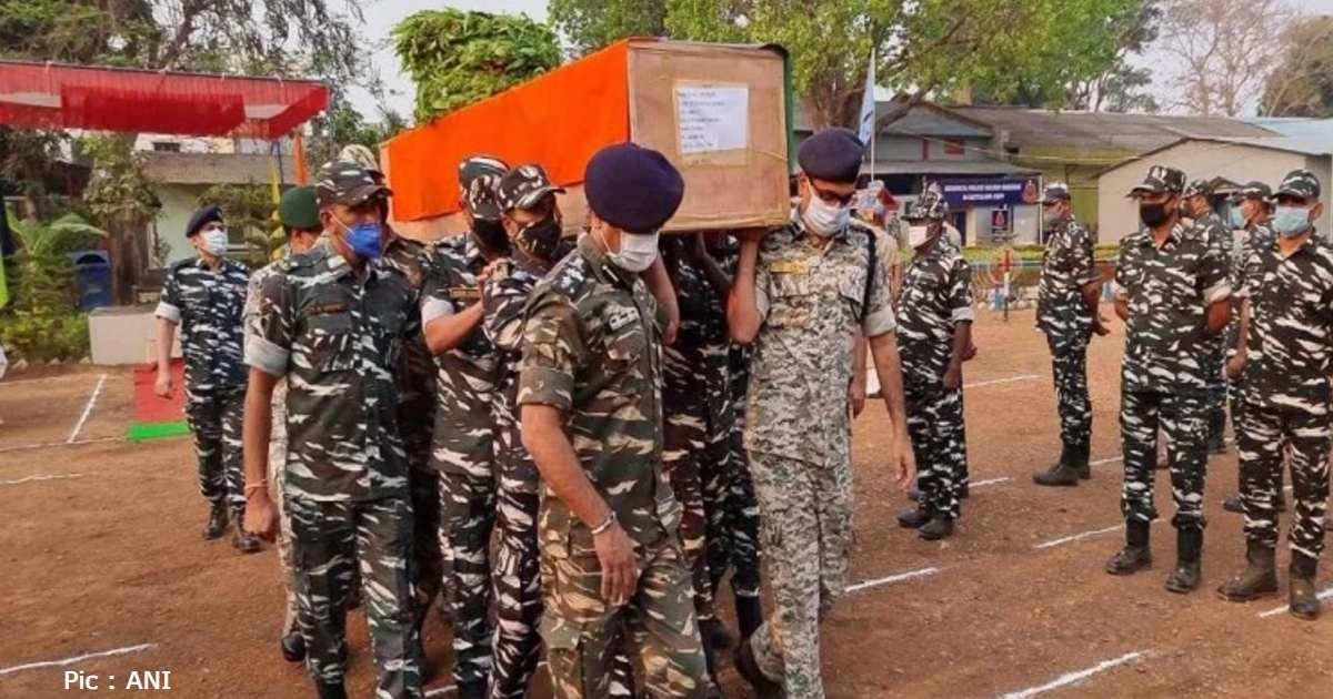Jawans MartyredJawans Martyred