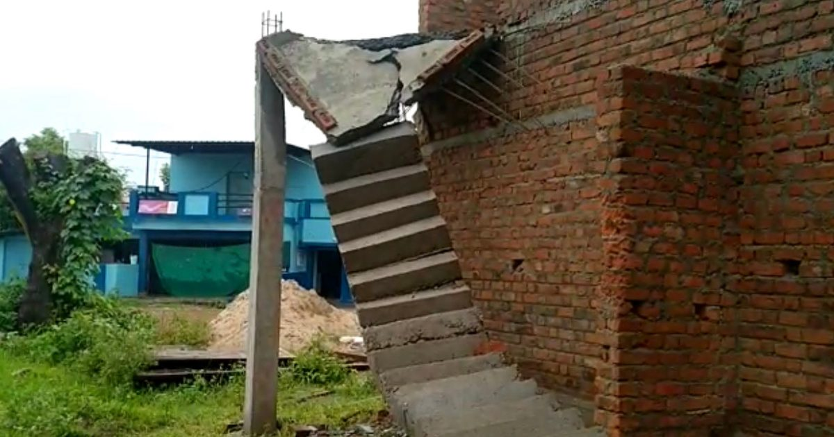 Stair down