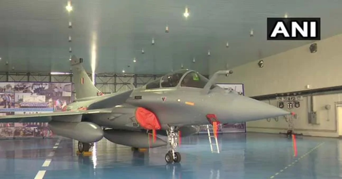 Rafale fighter jets 1