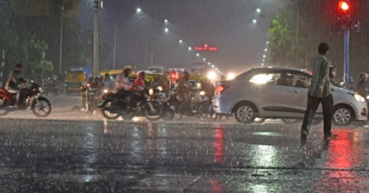 Rain gujarat