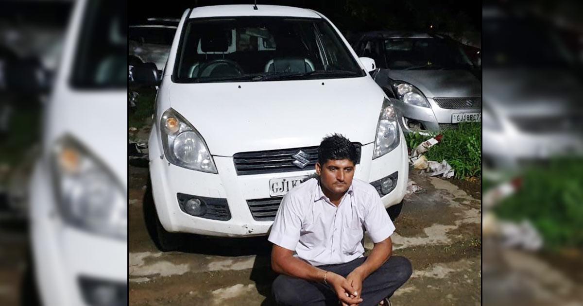 Sabarkantha LCB police