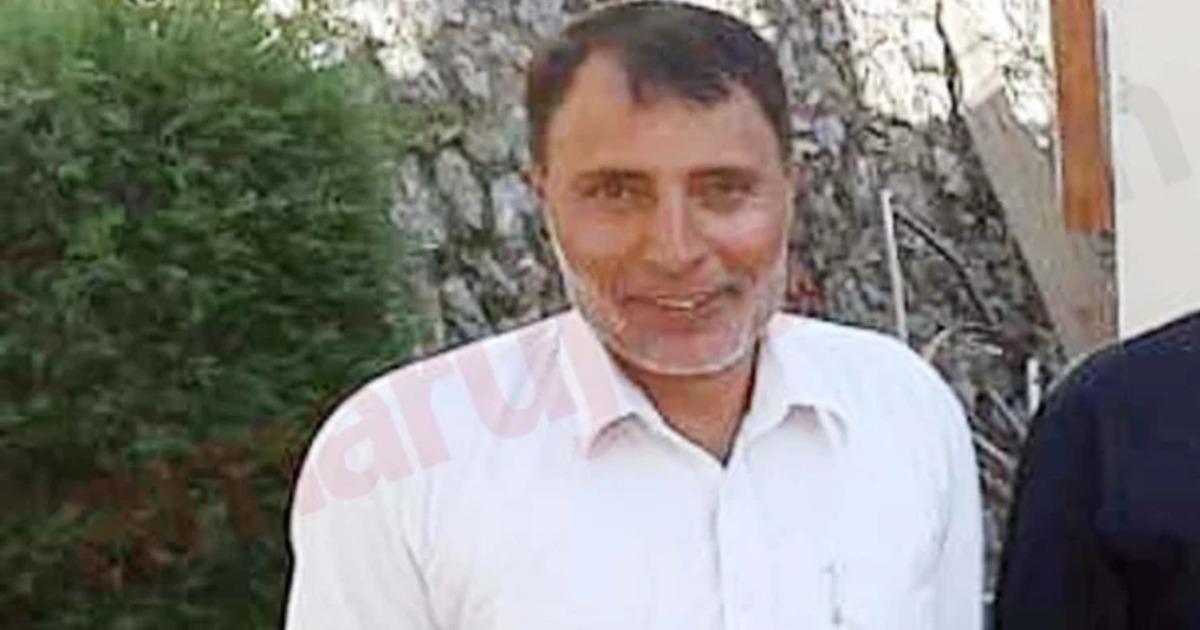 Sarpanch Sajad Ahmad Khanday