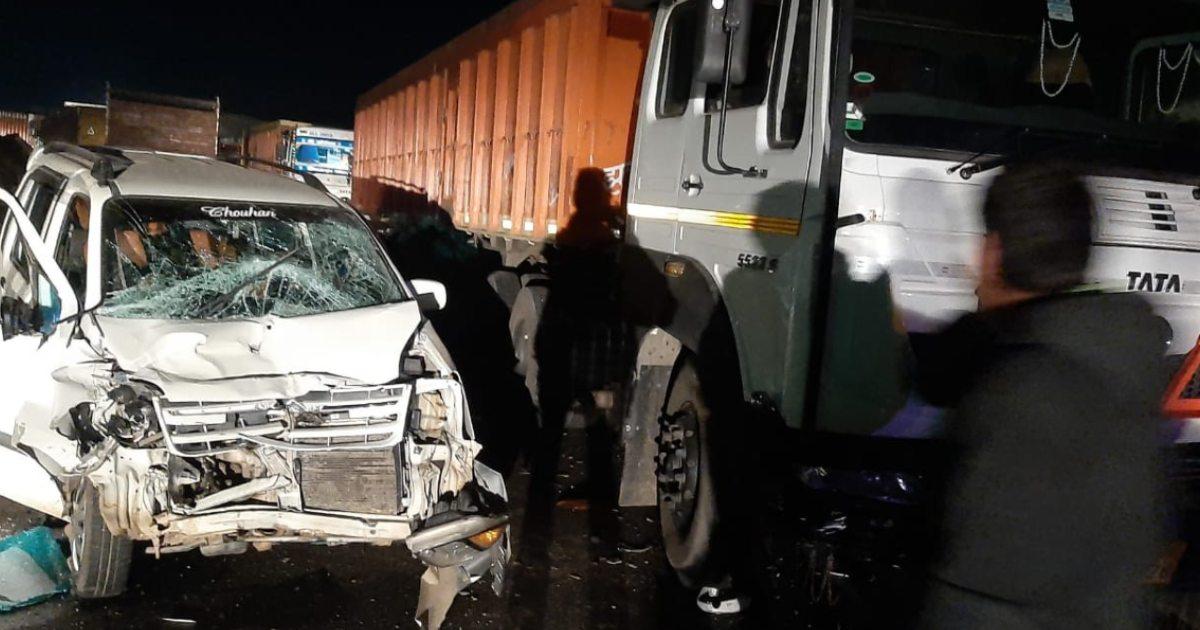 Accident Shamalji