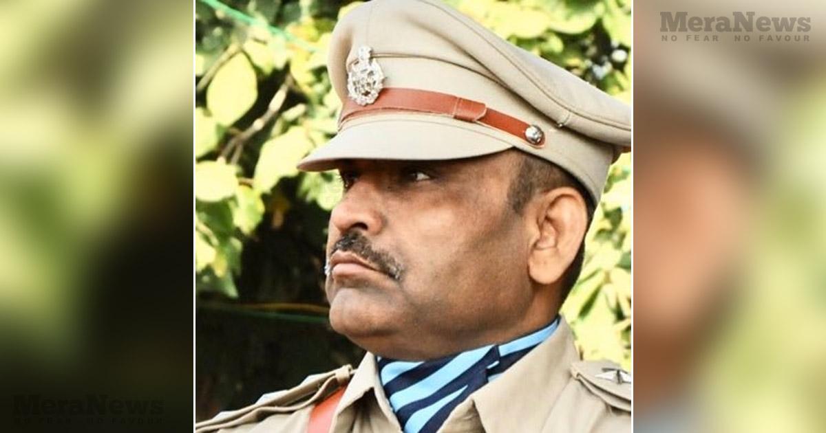 DYSP Shankar Chaudhari