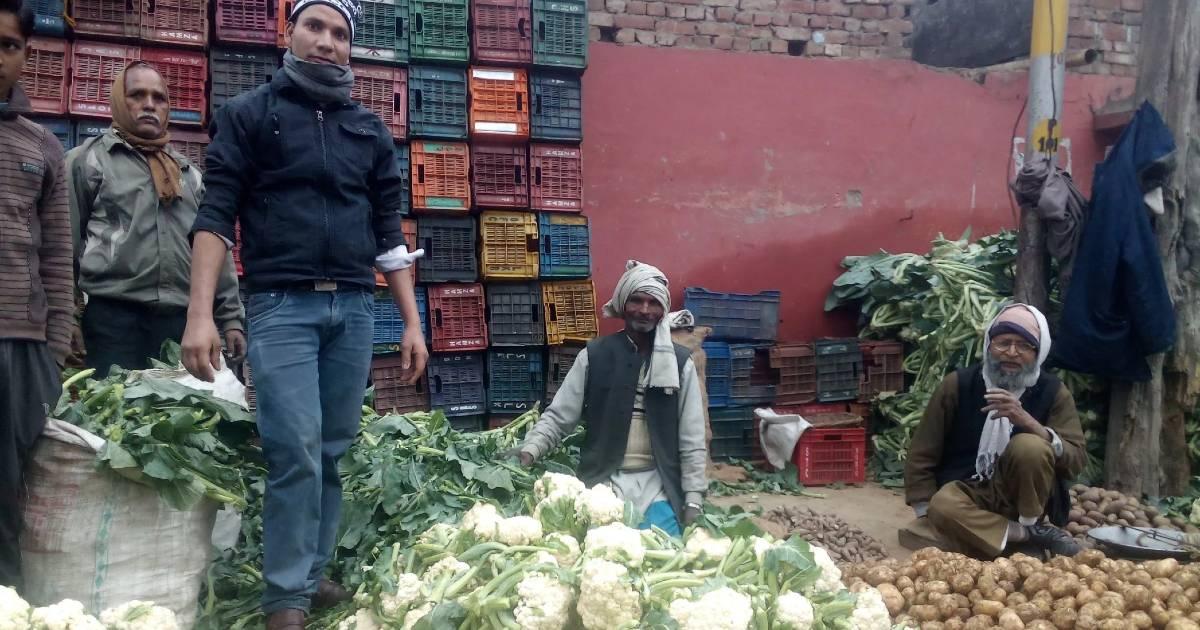 VegetablesVegetables Market