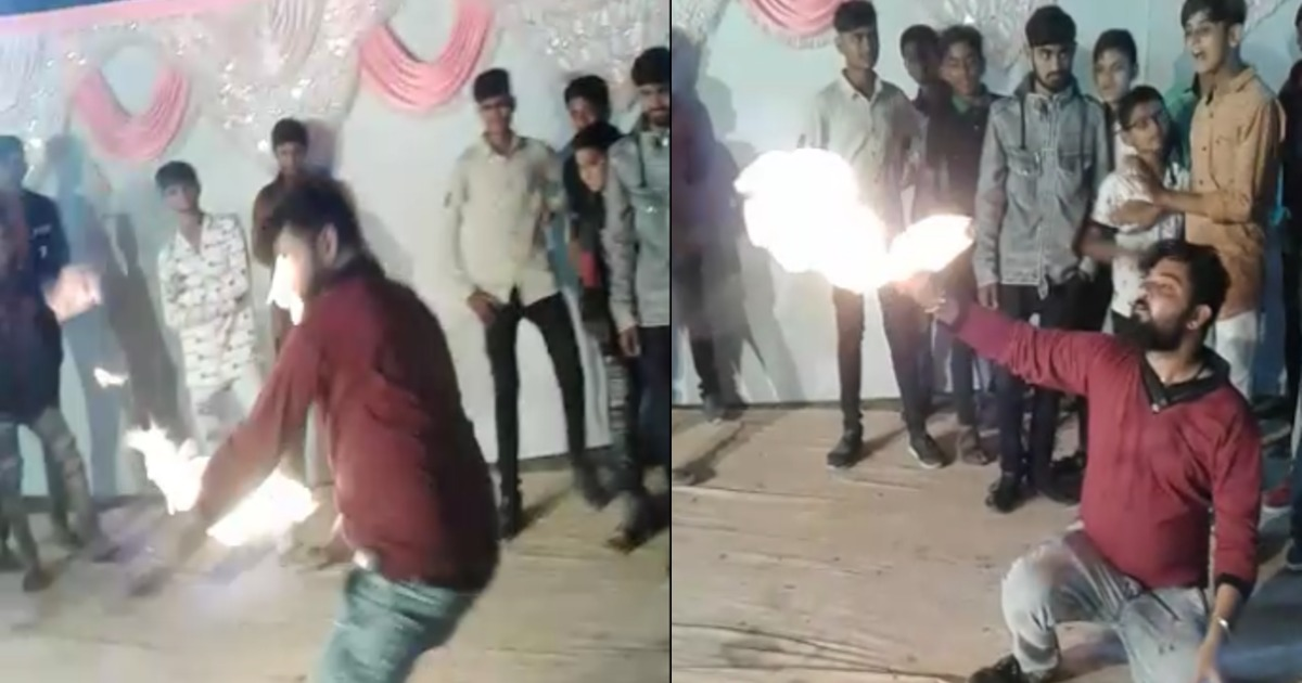 http://www.meranews.com/backend/main_imgs/YouthMarriageStunt_una-nathej-youth-marriage-stunt-fire-viral-video-latest-news_0.jpg?83?53