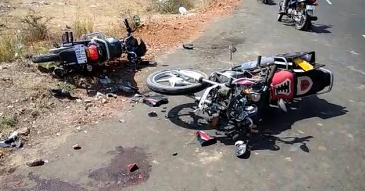 Arvalli Accident