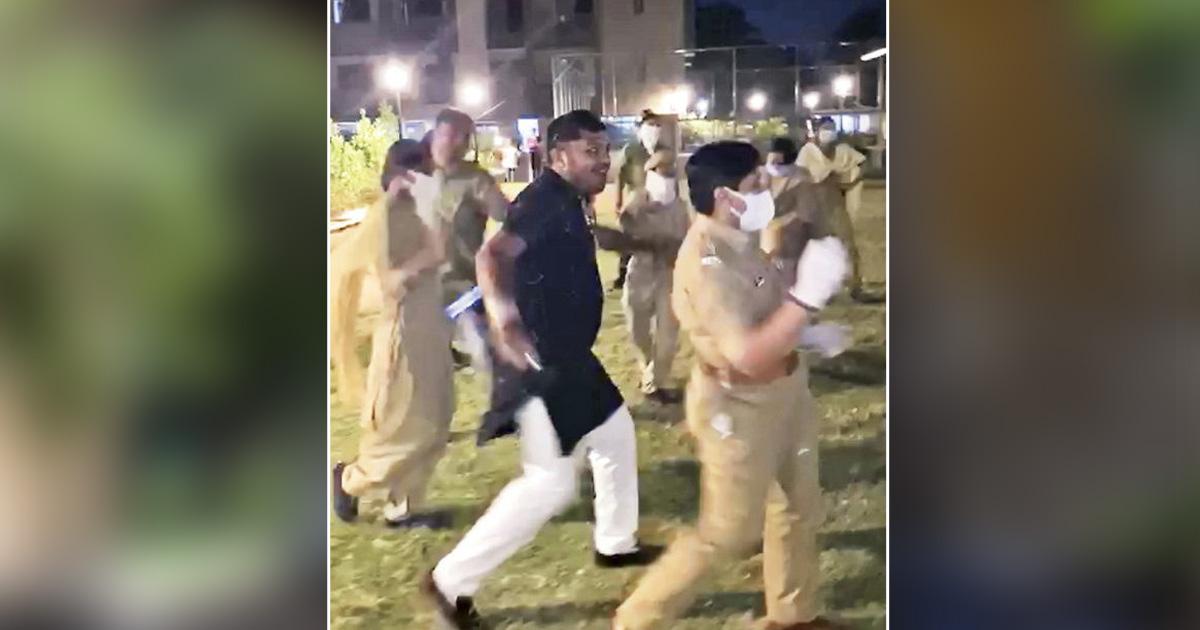 Ahmedabad Bopal Police
