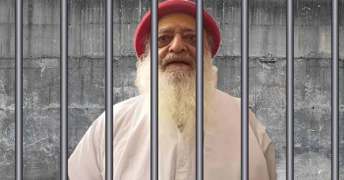 asaram in jail
