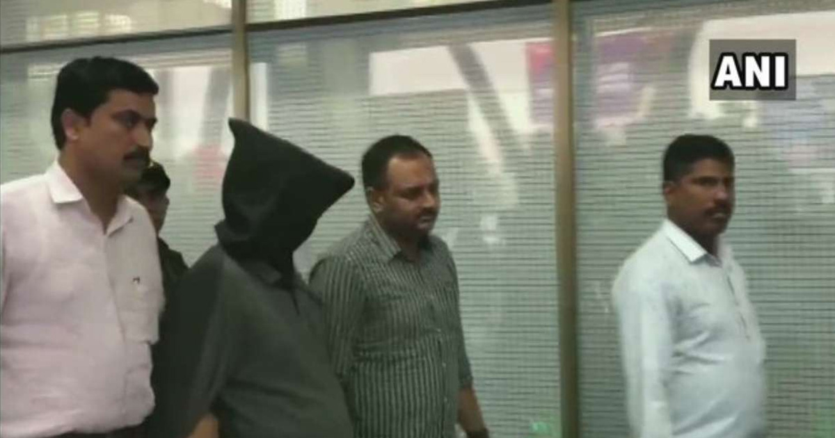 yasin bhat arrested by gujarat ats