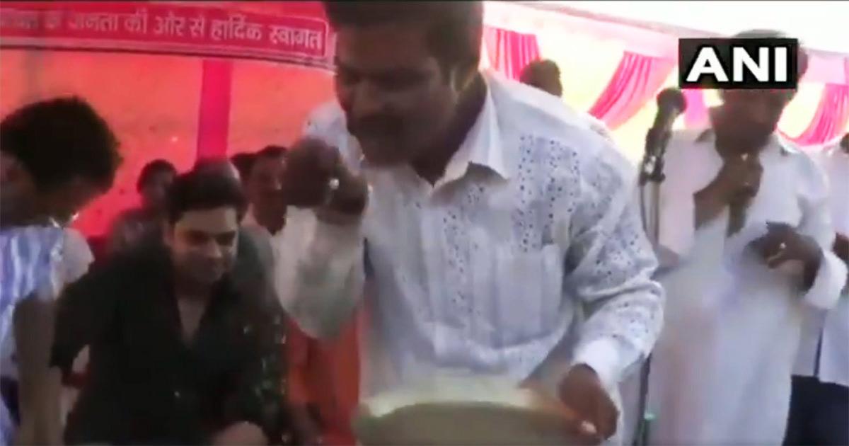 BJPBJP worker