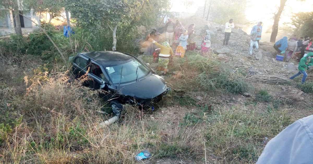Car Accident Modasa