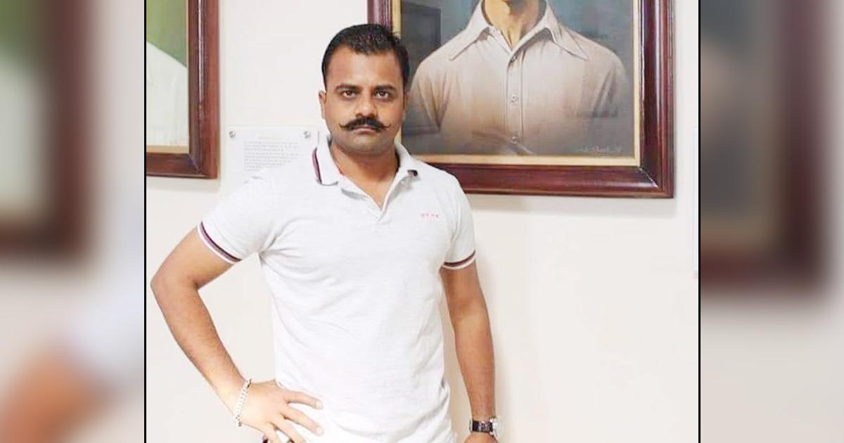 Mamlatdar Chintan Vaishnav