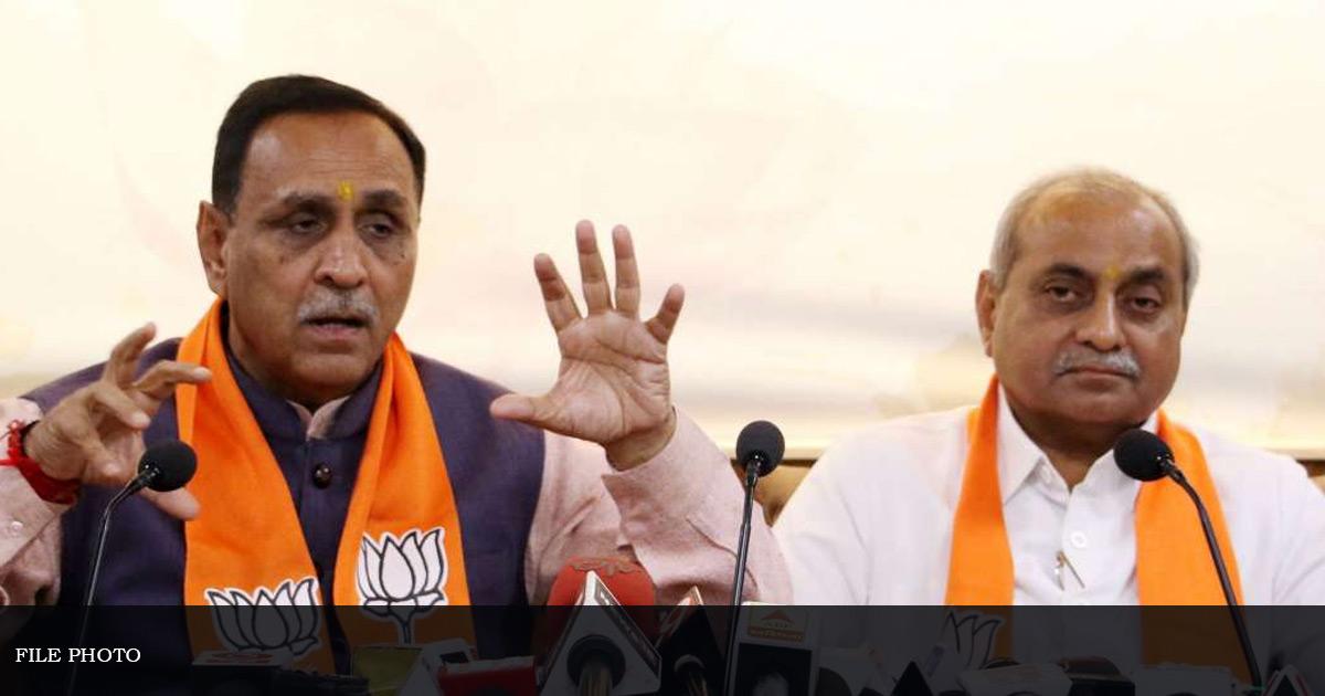 Vijay Rupani & Nitin PatelVijay Rupani & Nitin Patel