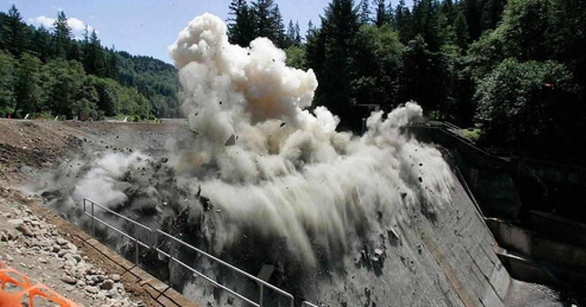 Dam Demolition Trend