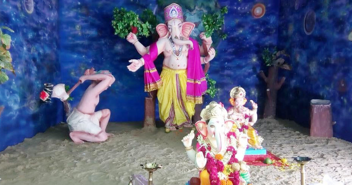 Ganpati from Ahmedabad