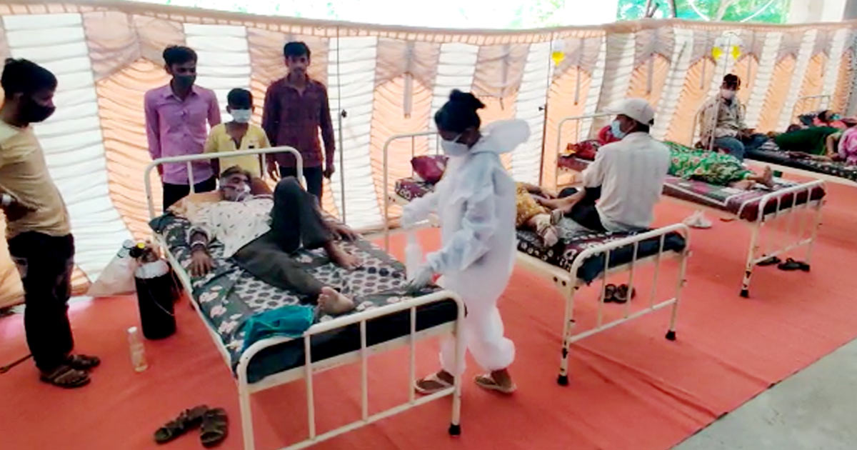 Shri Ram Hospital in Gondal