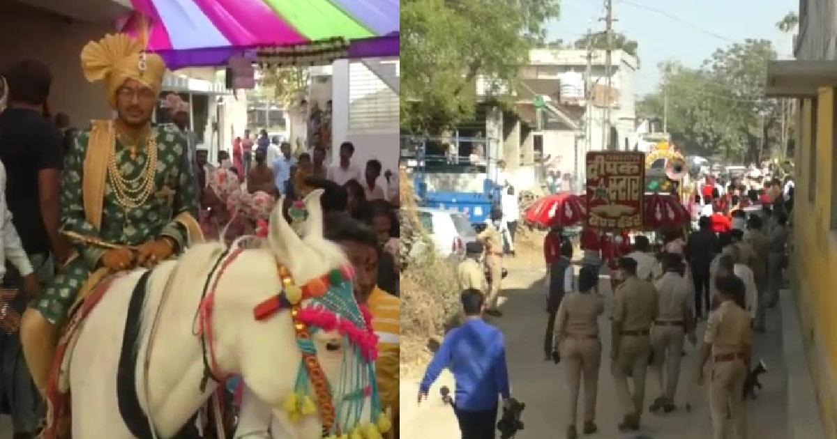 http://www.meranews.com/backend/main_imgs/himatnagar1_sabarkantha-news-bhajpura-dalit-youths-horse-marriage-police_1.jpg?13
