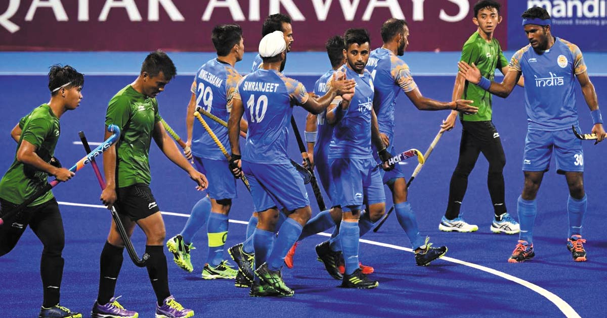 Asian Games 2018Asian Games 2018 Hockey