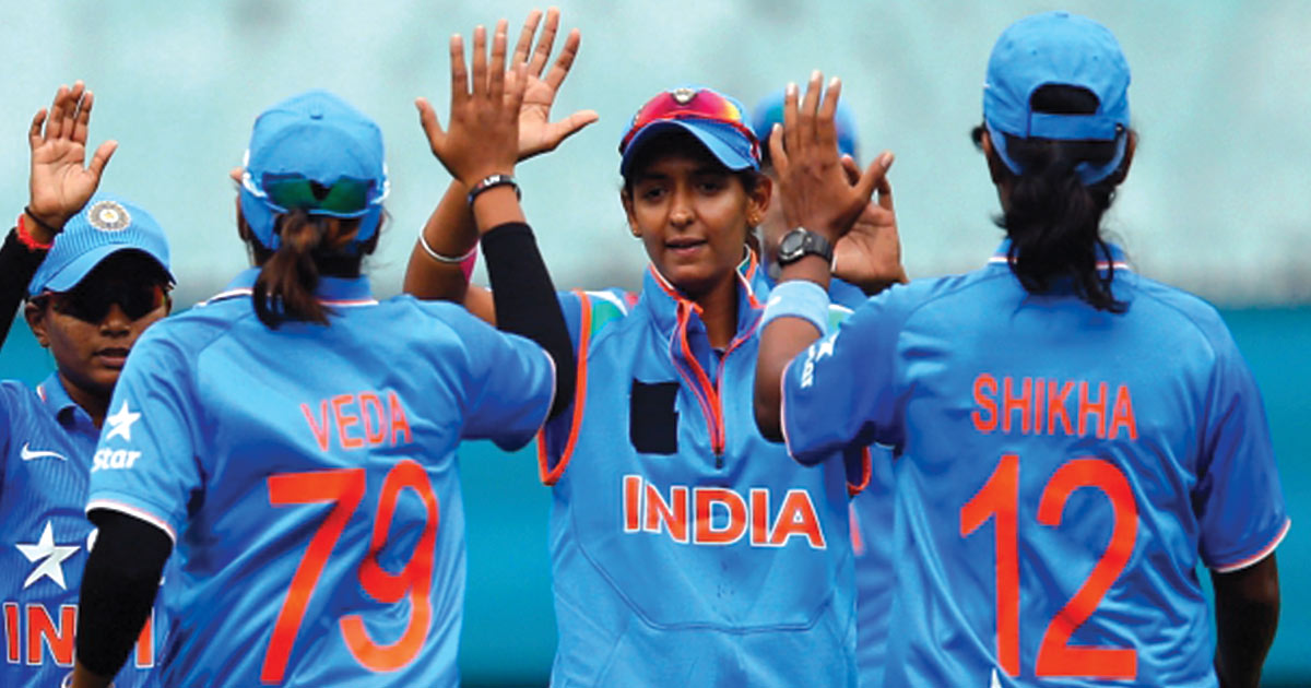 Indian women team, Asia cup t20
