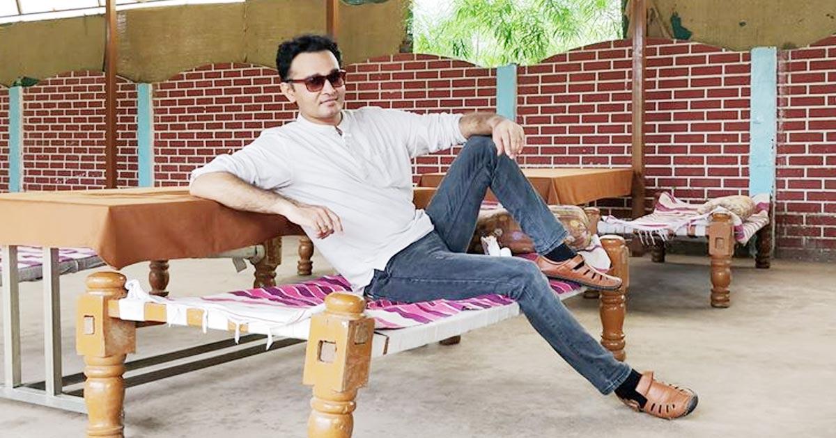 Journalist Jayesh Parkar